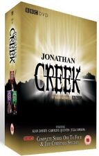 Jonathan Creek - Complete Series 1-4  The Christmas Specials Boxset [DVD] [1997