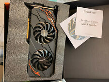 GeForce GTX 1070 8 Go 256bit GDDR5 GIGABYTE Windforce OC 1*HDMI + 3*DP 1*DVI-D