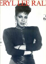 SHERYL LEE RALPH in the evening 12INCH 45 RPM HOLLAND 1984 EX