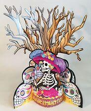 INCREDIBLE TABLETOP DECORATION!!  DIA DE MUERTOS - DAY OF THE DEAD
