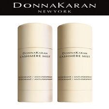 2-Pack Donna Karan Cashmere Mist for Women Antiperspirant Deodorant Stick 1.7 oz
