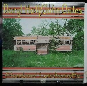 HALL & OATES Abandoned Lucheonette Album Released 1973 Vinyl Collection USA