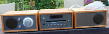 Tivoli audio music system Henry Kloss Model Two mit CD-Player