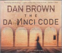 Dan Brown The Da Vinci Code 5CD Audio Book Abridged Robert Langdon FASTPOST