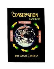 BOY SCOUTS OF AMERICA  EXPLORERS CUB THE CONSERVATION HANDBOOK OUTDOOR CODE NEW