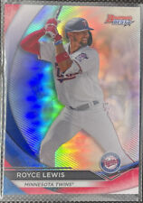 2020 Bowman's Best Base Refractor #TP-10 Royce Lewis - Minnesota Twins