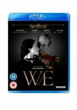 W.E. [Blu-ray] [DVD][Region 2]