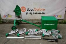 Greenlee 1818 Conduit Pipe Bender Emt Rigid 12 To 2 Inches Great Shape