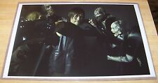 The Walking Dead Daryl Dixon Norman Reedus with Zombies 11X17 Poster