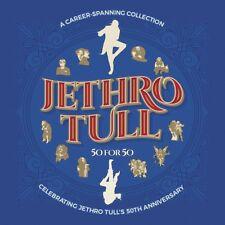 50 for 50: Celebrating Jethro Tull's 50th Anniversary - Jethro Tull (Album) [CD]