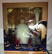 NIGHTMARE BEFORE CHRISTMAS SANDY CLAWS AND SANTA JACK by JUN PLANNING Disney new
