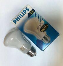 3 Stück Glühlampe GLOBE 950lm G80 Weiss Opal E27 100W Glühbirne Globelampe