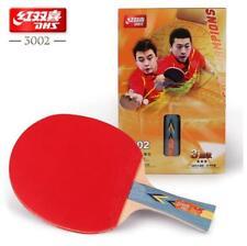 DHS 3-Star 3002 Table Tennis Racket PING PONG Paddle Shake-Hand FL Long Handle