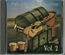 Baul De La Rumba Antillana Volume 2 Latin Music CD New