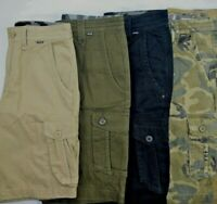 Men's Hurley Relaxed Fit Cargo Shorts