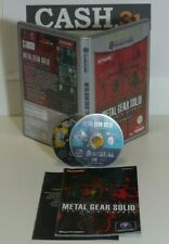 "Metal Gear Solid ""The Twin Snakes"" Hideo Kojima Nintendo GameCube"