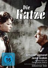 DVD * DIE KATZE - Simone Signoret - Jean Gabin  # NEU OVP ~