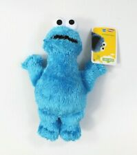 Hasbro Playskool Sesame Street Cookie Monster Plush Stuffed Toy 10 inch