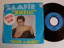 "ZAMFIR : Deguello (Tiomkin) / Mourir à Madrid (M Jarre) 7"" 45T PHILIPS 6042 046"