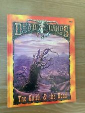Deadlands RPG The Quick and the Dead Roleplaying Game