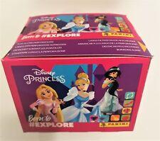 Principesse Born To Explore Disney Box 50 bustine figurine Panini