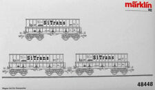 MÄRKLIN 48448 SNCB wagen Set ERZ-Transporter