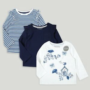 CLEARANCE EX JOHN LEWIS LONG SLEEVE TOPS 5-12Yrs