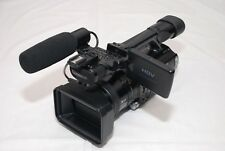 Sony HVR-Z1E PAL hdv&dvcam mini dv  Camcorder
