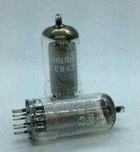 ECH42 Philips mesh anode 100 pieces NOS tube valve