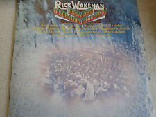 Rick Wakeman - Journey To The Centre Of The Earth [A&M] (A1/B1 UK LP Ex. Vinyl)