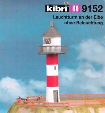 Kibri 9152 ( 39152 ) H0 - Leuchtturm an der Elbe NEU & OvP