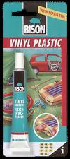 1 x 6305321 Bison Vinyl PVC Soft Plastics Repair Adhesive Glue 25ml Extra Strong