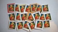 20 UNFRANKED FIRST CLASS CHRISTMAS STAMPS