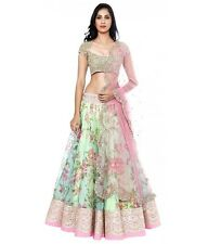 Indian Stylish  Fogg Printed New Designer Lehenga choli for Girls &  Women.
