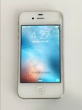 Apple iPhone 4s - 16GB - White (AT&T) A1387 (CDMA + GSM) Clean imei *Read*. Ip5