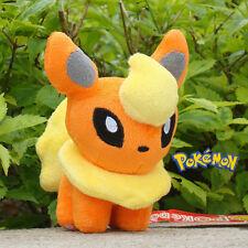 Pokemon Plush Toy Character Flareon Nintendo Game Stuffed Animal Cute Doll