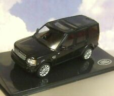 IXO 1/43 DCAST LAND ROVER DISCOVERY 4 TDV6 HSE 2010 DEALER MODEL SANTORINI BLACK