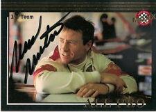 Mark Martin 1992 BLACK MAXX ALL PRO #6 HALL OF FAMER signed card *FREE SHIPPING*