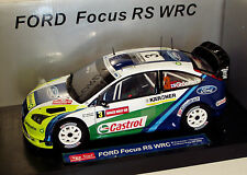 1/18 FORD FOCUS WRC BP Gales Rally GB 2006 M. Gronholm
