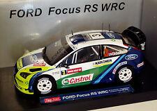 1/18 Ford Focus WRC BP  Wales Rally GB 2006 M.Gronholm