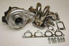 Honda Prelude H22 T3/T4 T04E Turbo + Manifold Kit New