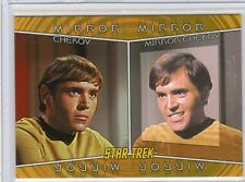 Star Trek TOS Heroes & Villains MM7 Chekov Mirror/Mirror card