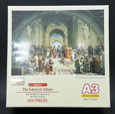 Tomax 1000 Pieces Jigsaw Puzzles Raphael The School of Athens M100-047