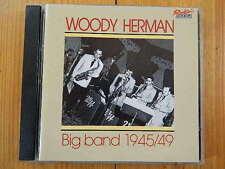 Woody Herman Big Band 1945/49 ROCKI'N´ CHAIR CD RAR!