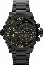 TIMECODE TC-1003-05 Albert 1905 46mm Dual Time / Chronograph watch 😉