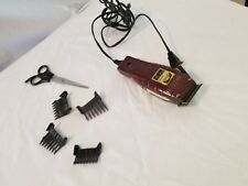 Vtg Oster Electric Hair Clippers Model 284-01 Series B NEEDS BLADE