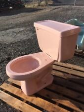 Vintage 1994 Shell Pink Gerber Toilet 1.6 gpf - We Do Freight!