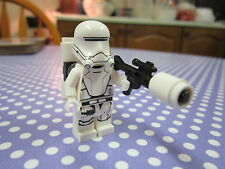brand new first order flametrooper, lego star wars 75103.