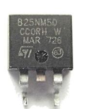 STB25NM50N Marked B25NM50 Trans MOSFET N-CH 500V 22A 3-Pin D2PAK