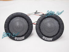 ETON 28mm Textile Dome CAR Vehicle Tweeter CX-280V Pair - NEW!!